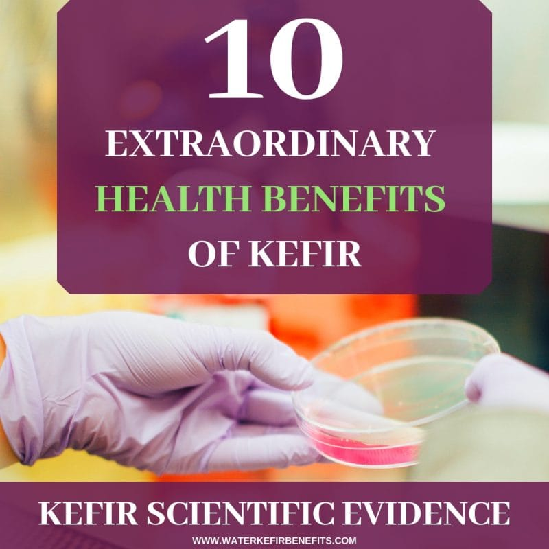 10 Extraordinary Health Benefits of Kefir